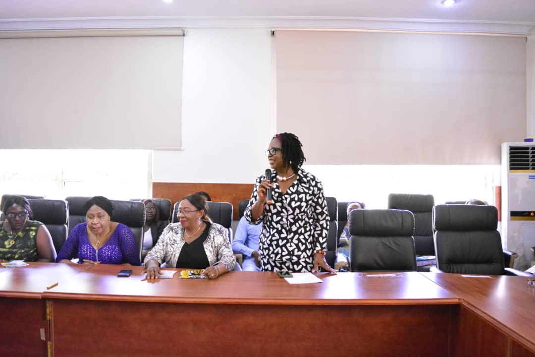 Sexual Harassment Symposium: Pictures and lecture Presentation